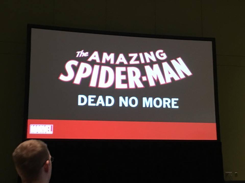 "C2E2: ""Dead No More"" Is That Uncle Ben?"