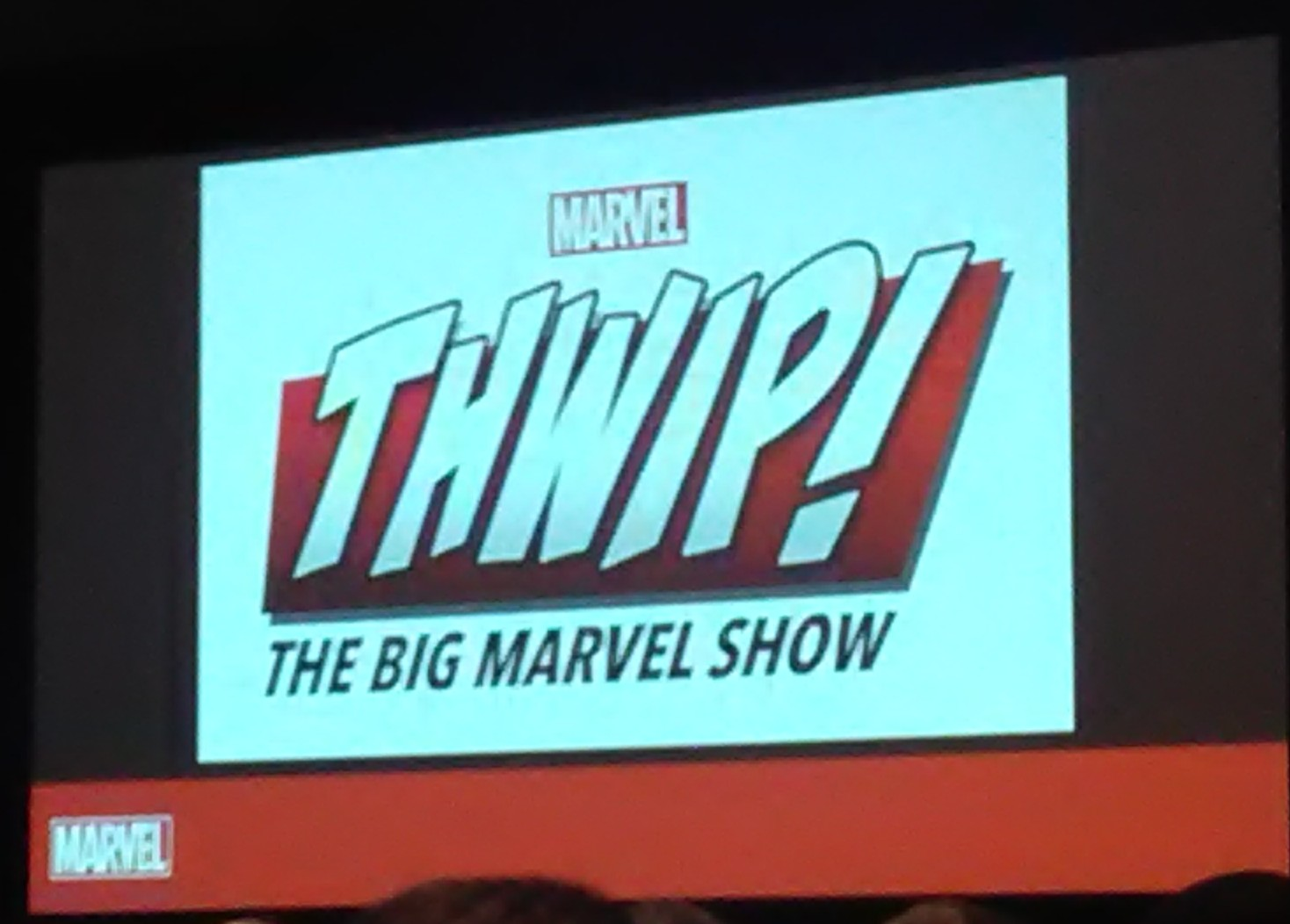 C2E2: Marvel Thwip! The New Digital TV Variety Series