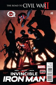 Invincible Iron Man Vol 2 8