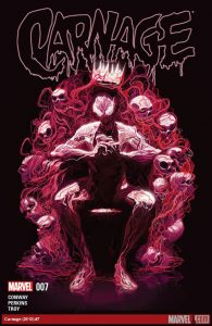 Carnage (2015) #7 cover