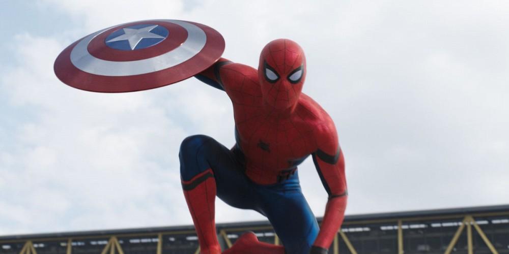 Berryman Vs Captain America: Civil War (Spider-Centric!)