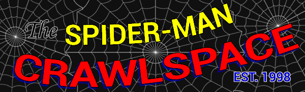 Spider Man Crawlspace