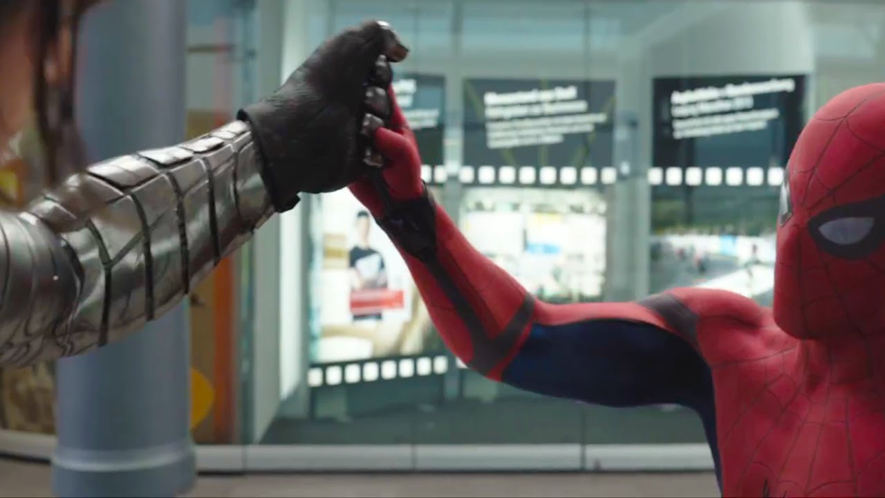 Captain America: Civil War (From a Spider-Man Perspective) SPOILERS!