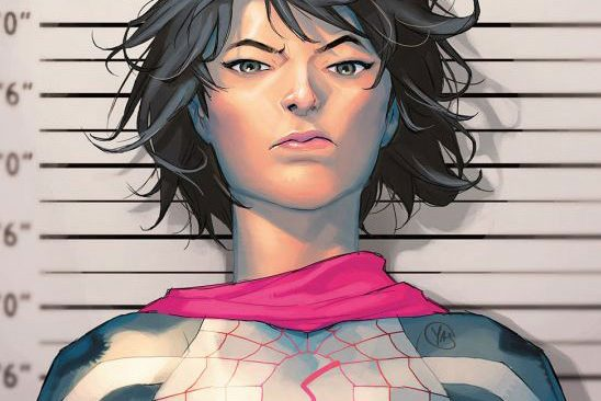 Silk #8 Review (Spider-Women Part 6) (Spoilers)