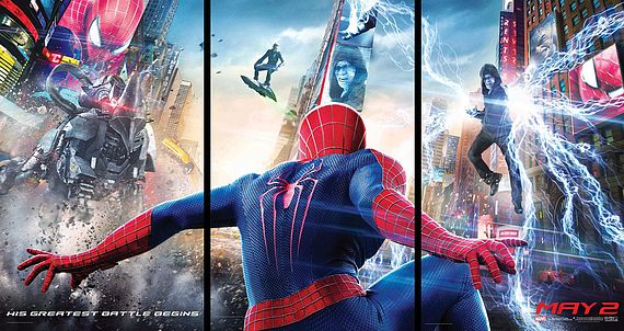 Tangled Webs: Spider-Man Films and Multiple Villains