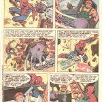 COMICAD hostess spiderman meets home wrecker