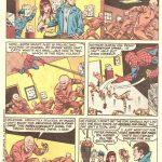 COMICAD hostess spiderman spoils snatch