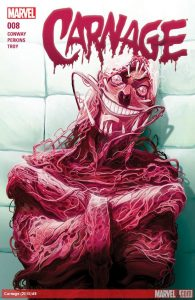 Carnage (2015) #8 Cover