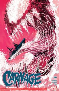 Carnage (2015) #9 cover