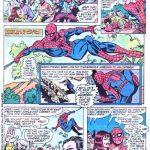 Spider-Man in Will Power