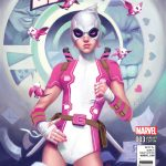 Gwenpool #3 variant
