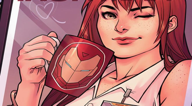 "Invincible Iron Man #10 / Civil War II #1 ""Mary Jane"" Centric Review"