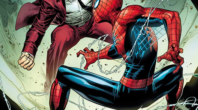 Podcast # 425-Clone Conspiracy, PS4 Video Game, Spidey 4 Storyboards,