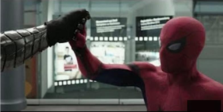 Spider-Man-Bucky