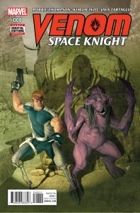 Venom- Space Knight #9