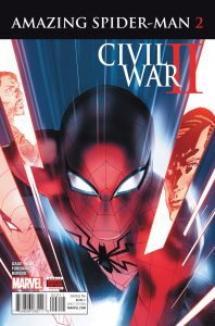 Civil War II- Amazing Spider_Man #2