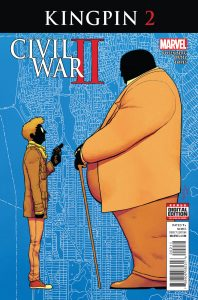 Civil War II- Kingpin #2 (Of 4)