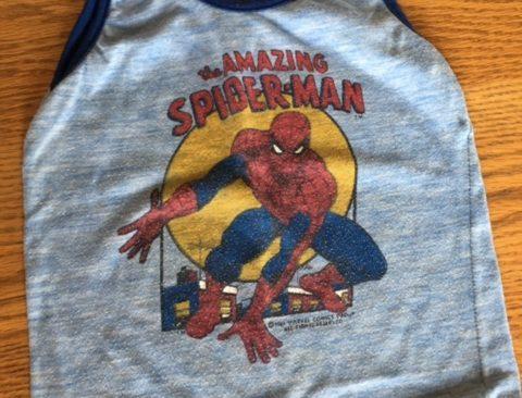 The Spider-Man K-Mart exclusive Tank Top