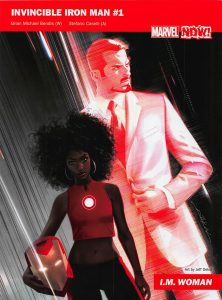 Invincible Iron Man #1