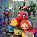 Marvel Tsum Tsum #1-v2