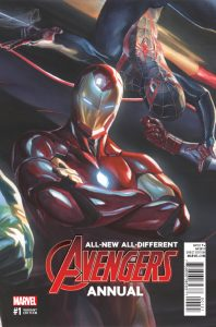 All-New, All-Different Avengers Annual #1 - v1