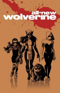 All-New Wolverine Annual #1