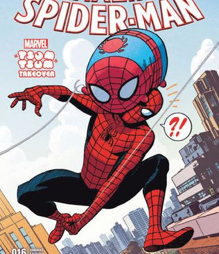 Amazing Spider-Man (2015) #16 Review: The Bogenrieder Perspective