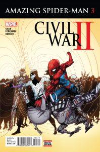 Civil War II- Amazing Spider-Man #3