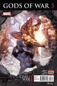 Civil War II- Gods of War #3