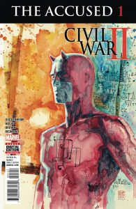 Civil War II The Accused #1