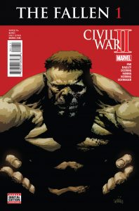 Civil War II- The Fallen