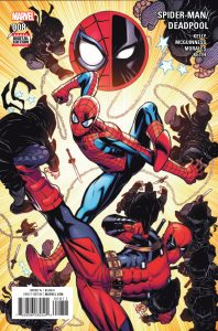 Spider-Man Deadpool #8