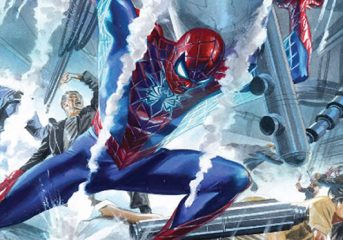 Alford Notes: Amazing Spider-Man #16 - Before Dead No More part 1 - Whatever the Cost!