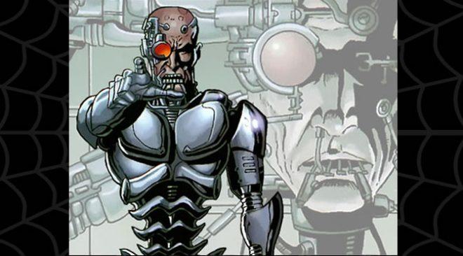 Cobwebs #26: Villain Profile - Mendel Stromm the Robot Master