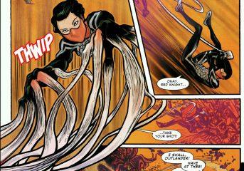 Silk #12 Review (Spoilers)