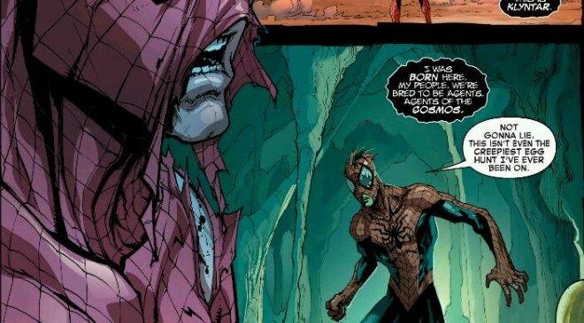 Venom: Spaceknight #12 Review (Spoilers)
