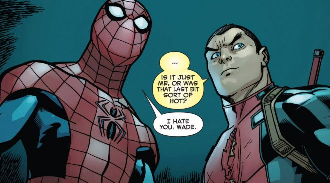 Spider-man/ Deadpool #9 Review