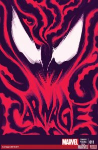 Carnage (2015) #11 cover