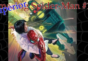 Alford Notes: Amazing Spider-Man #18 - Before Dead No More: Full Otto!