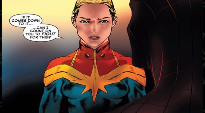 Alford Notes: Amazing Spider-Man Civil War II #4