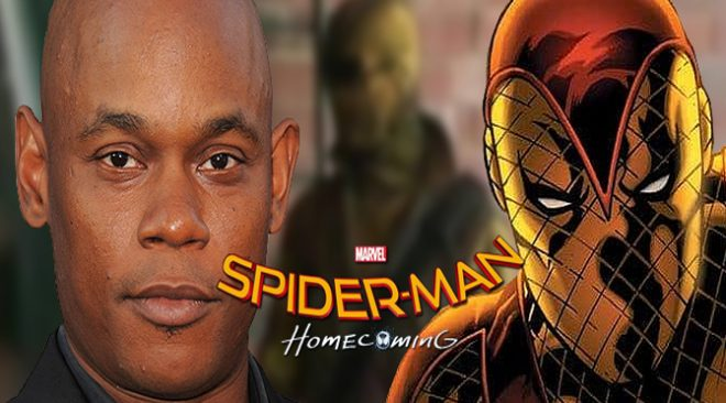 First Look: Bokeem Woodbine As The Shocker? (New Image)