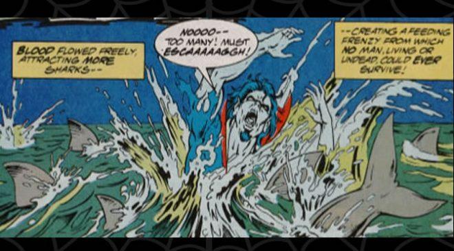 Cobwebs #28: Shark vs. Vampire