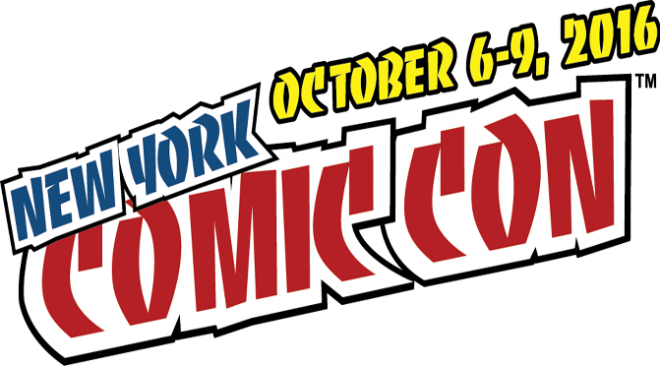 NYCC 2016 Panels and Guests ( Oct. 6th-9th, 2016) (Update)