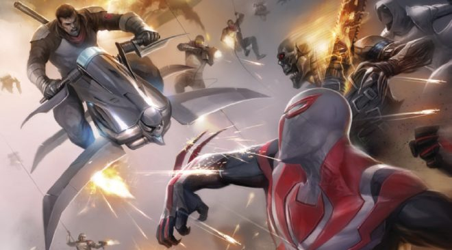Spider-Man 2099 (Vol. 3) #16 Review