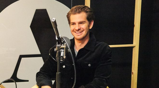 Andrew Garfield Talks Leaving Spider-Man Behind