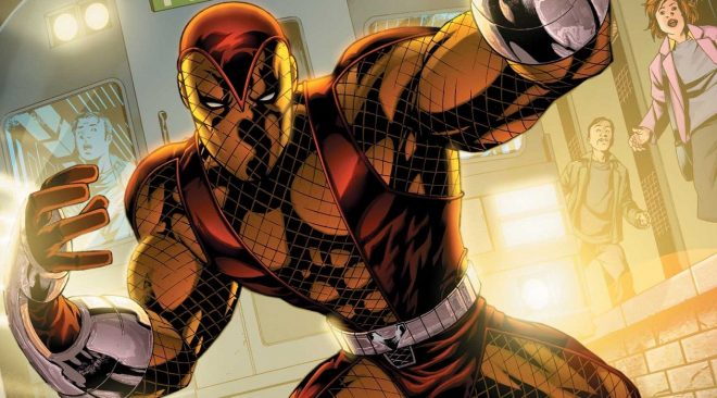 Tangled Webs: Mark Millar's Shocker Pitch