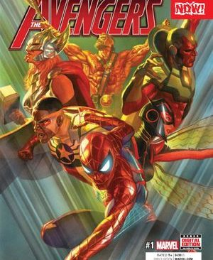 Avengers (2016) #1 Review: A Spider-Centric Bogenriederspective