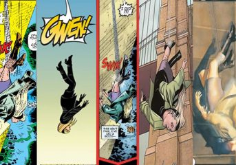 Cobwebs #30: The Many Deaths of Gwen Stacy