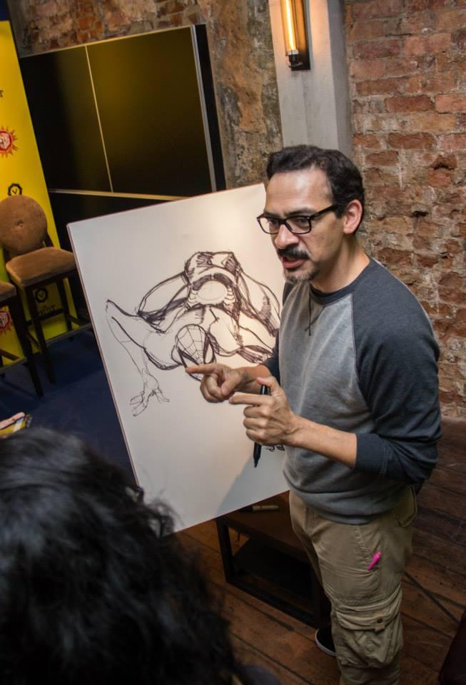 humberto-ramos-sketches