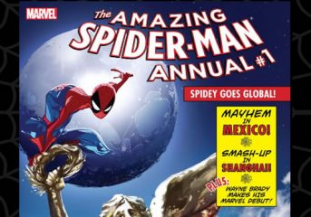 Alford  Notes: Amazing Spider-Man Annual #1